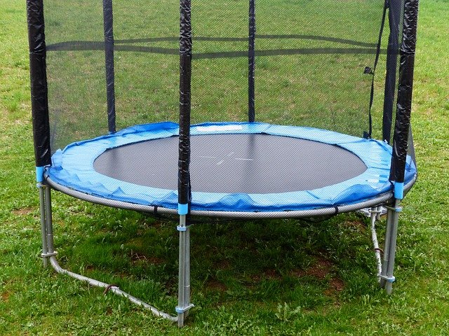 sportovní vybavení na zahradu