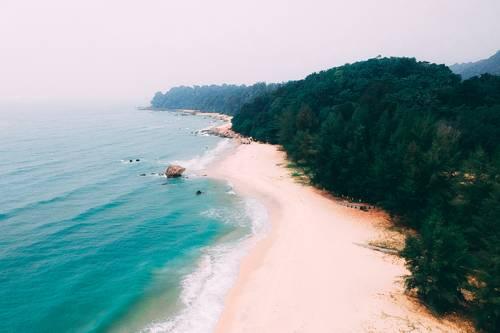 pláž moř