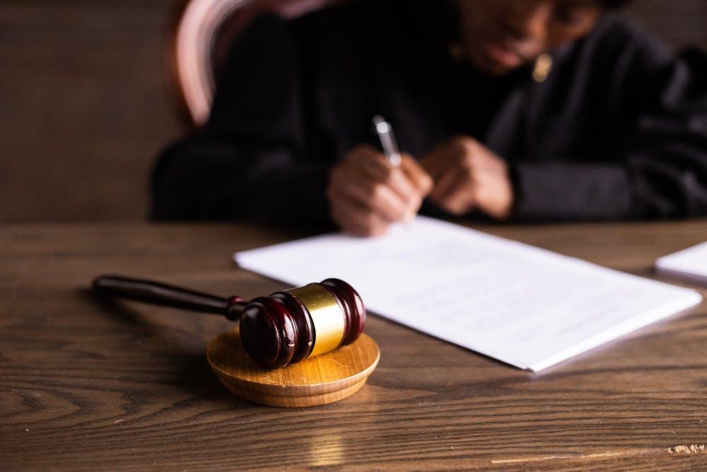 soudní jednání